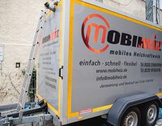 Mobile Heizung - München